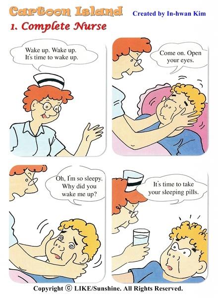 1. Complete Nurse